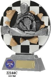 Car Racing Trophy