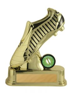 Rugby Gold Plated Boot