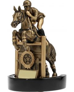 Horse Jumping Trophy