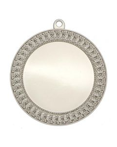 Garland M8225 Silver Ring Medallion