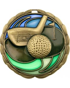 Golf MS909G 3D Stained Glass Series