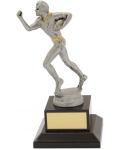 Touch Tag Football Silver Male