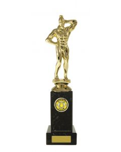 Male Front Abdominal Physique Award