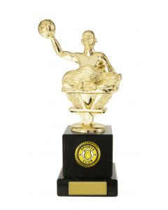 Gold Male Water Polo